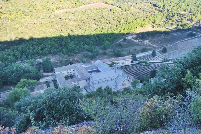 Abtei Notre-Dame de Sénanque Provence Reiseblog Genuss-mit-fernweh.de