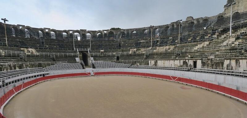 Arles Römer Arena Reiseblog Genuss-mit-fernweh.de