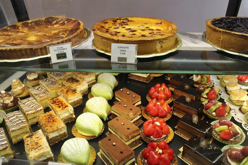Süße Köstlichkeiten in Arles Bäckerei Genuss-mit-fernweh.de