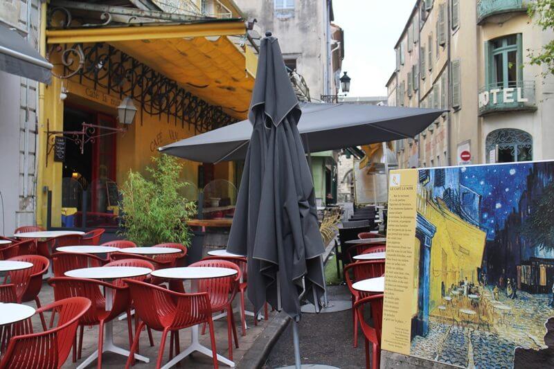 Arles van Gogh Gemälde Originalschauplatz Reiseblog Genuss-mit-fernweh.de