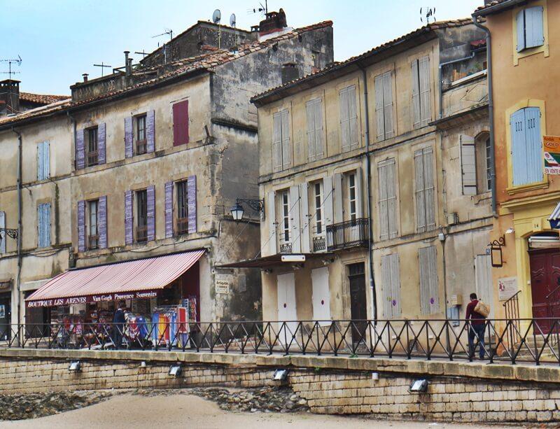 Arles Römische Zeit Häuser