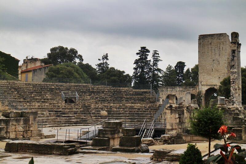 Römisches Theater Arles Genuss-mit-fernweh.de Reiseblog