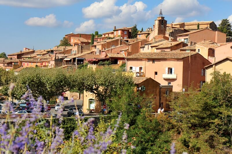 Roussillon Ockerstadt Ocre Provence Ockerpfad Genuss-mit-fernweh.de Reiseblog