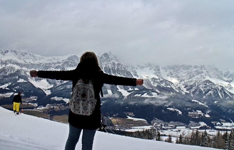 Skiurlaub Going am Wilden Kaiser Skigebiet Wilder Kaiser Reiseblog genuss-mit-fernweh.de Daniela Reh