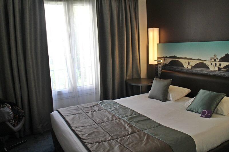 Mercure Hotel Avignon Pont d'Avignon Reisebericht Hoteltest Genuss-mit-fernweh.de