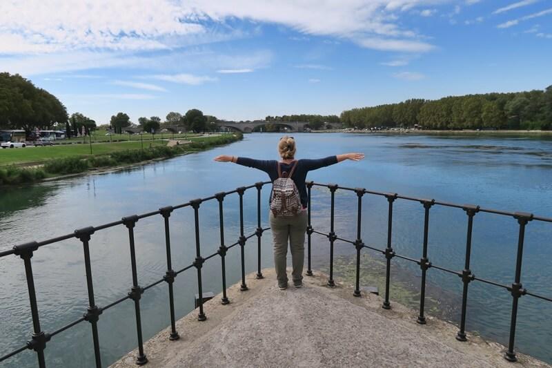 Avignon Cityguide Stadtführer Provence Reiseblog Genuss-mit-fernweh.de Daniela Reh Pont d'Avignon Saint Benezet