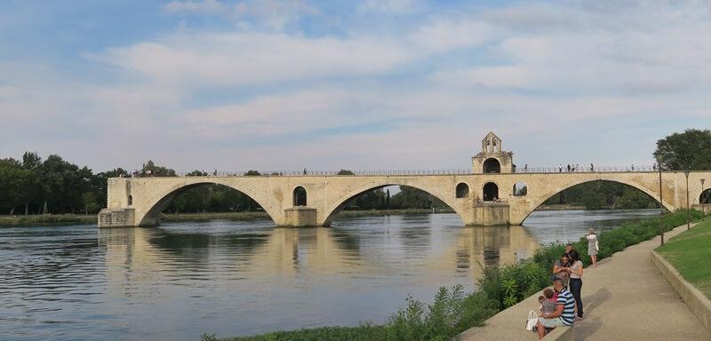 Avignon Cityguide Stadtführer Provence Reiseblog Genuss-mit-fernweh.de Pont d'Avignon Saint Benezet