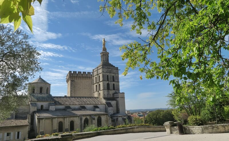 Avignon Cityguide Stadtführer Provence Reiseblog Genuss-mit-fernweh.de Palais des Papes