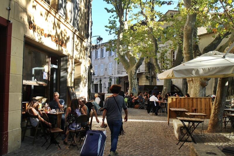Avignon Cityguide Stadtführer Provence Reiseblog Genuss-mit-fernweh.de Mühlenviertel Moulins