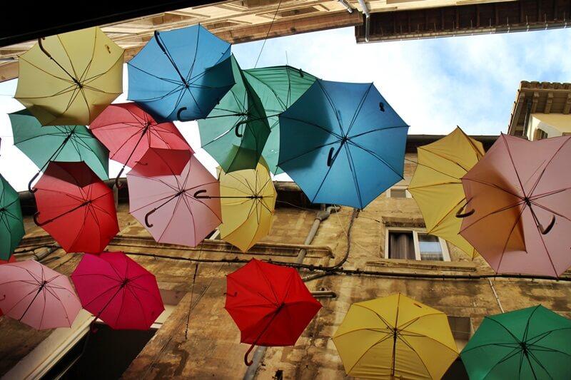 Avignon Cityguide Stadtführer Provence Reiseblog Genuss-mit-fernweh.de Regenschirmgasse