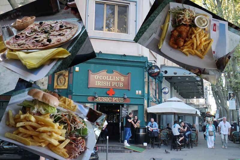Avignon Cityguide Stadtführer Provence Reiseblog Genuss-mit-fernweh.de Irish Pub