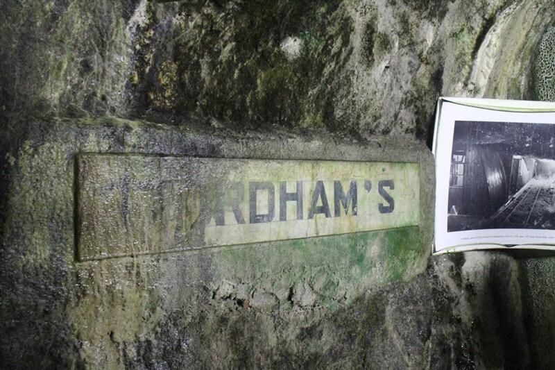 Gibraltar Genuss-mit-fernweh.de Reisebericht Städtetrip World War II Tunnel