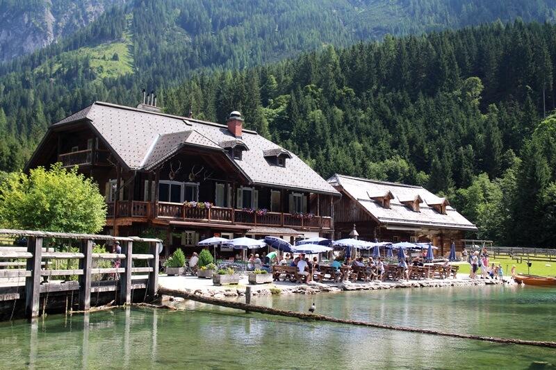 Jägersee Kleinarl Jaegersee Salzburger Land Reisebericht Genuss-mit-fernweh.de Gasthof Jägersee