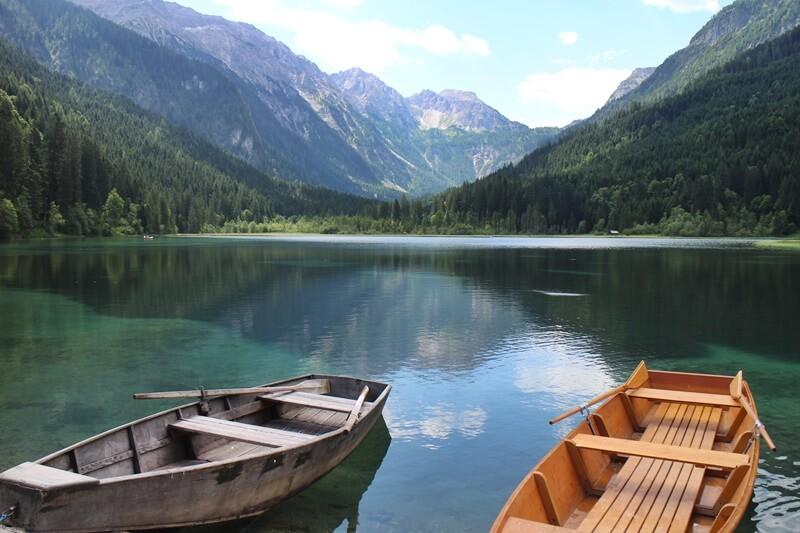 Jägersee Kleinarl Jaegersee Salzburger Land Reisebericht Genuss-mit-fernweh.de Instagram Postkartenfoto