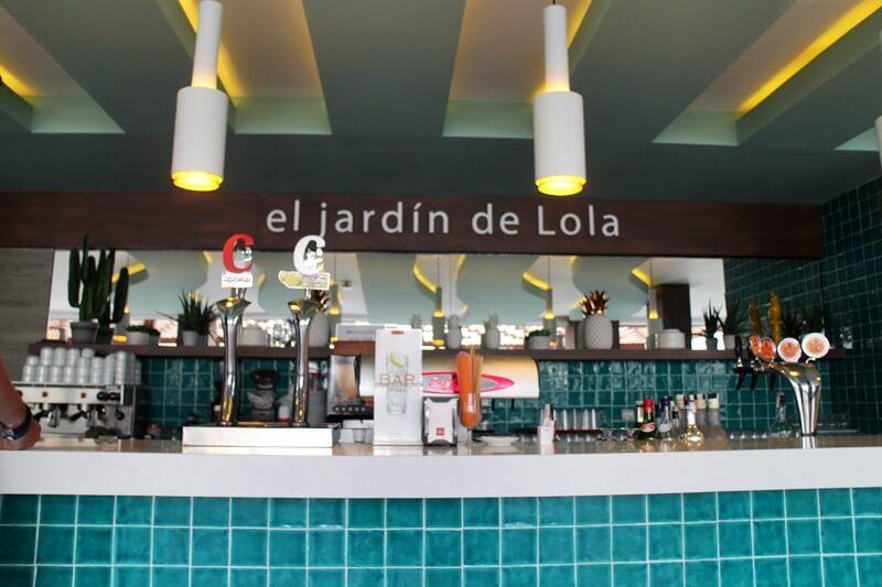 Clubhotel Riu Costa del Sol Cluburlaub Torremolinos, Andalusien Spanien Hotelreview Hotelbar Poolbar