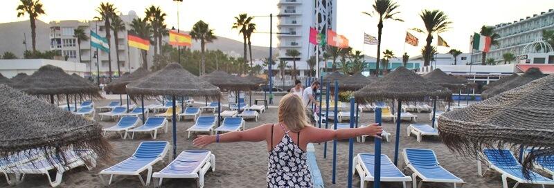 Clubhotel Riu Costa del Sol Cluburlaub Torremolinos, Andalusien Spanien Hotelreview Daniela Reh