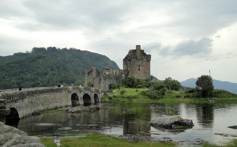 Schottland Inspirationen Reiseblog Genuss-mit-fernweh.de Ruinen