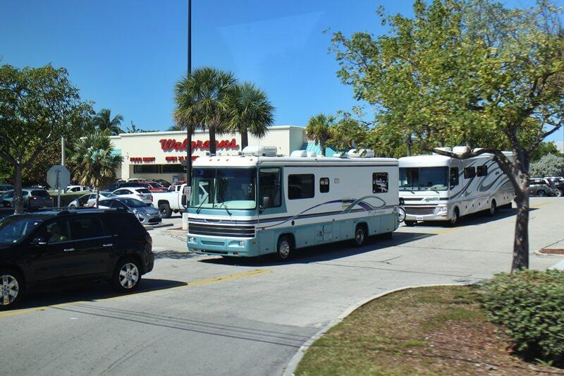 Florida Keys U.S. Highway 1 von Miami bis nach Key West Reisebericht Genuss-mit-fernweh.de Typisch Amerikanisch Walgreens