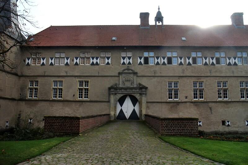 Schloss Westerwinkel Münsterland Genuss-mit-fernweh.de Tagestrip Ausflugsziel Münsterland