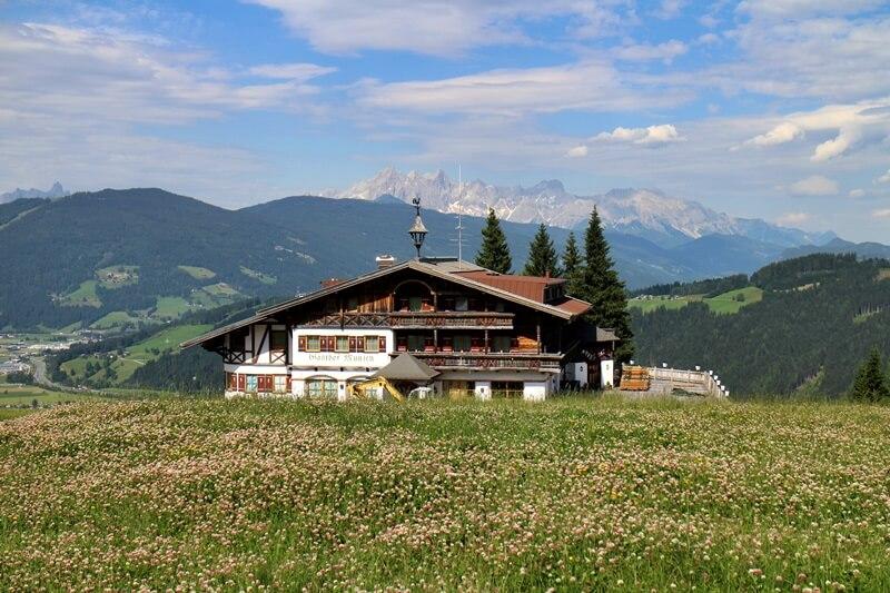 Griessenkarweg Griessenkareck Flachau Reiseblog Genuss-mit-fernweh.de Wanderung Almgasthof