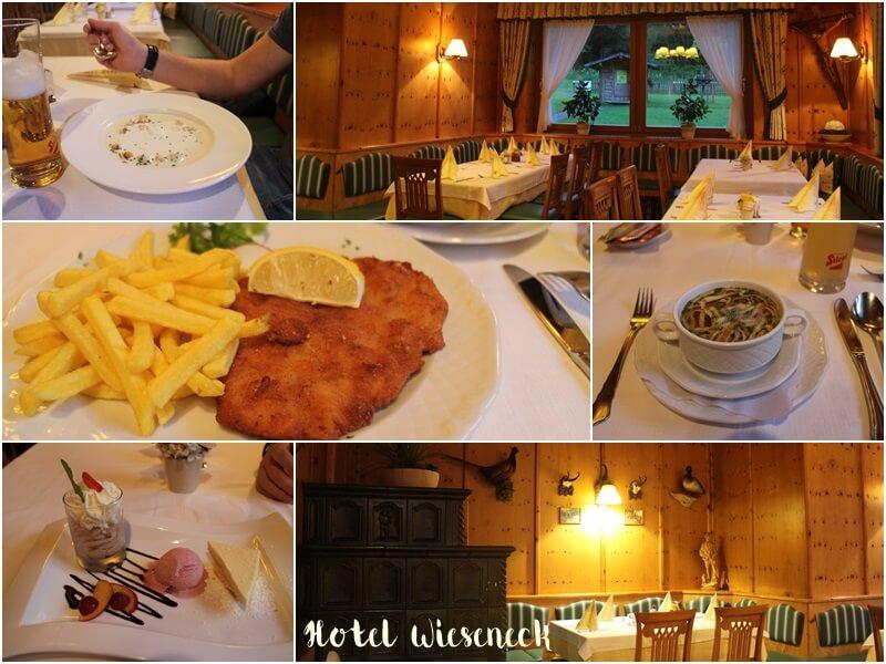Iss dich glücklich Flachau Hotel Wieseneck