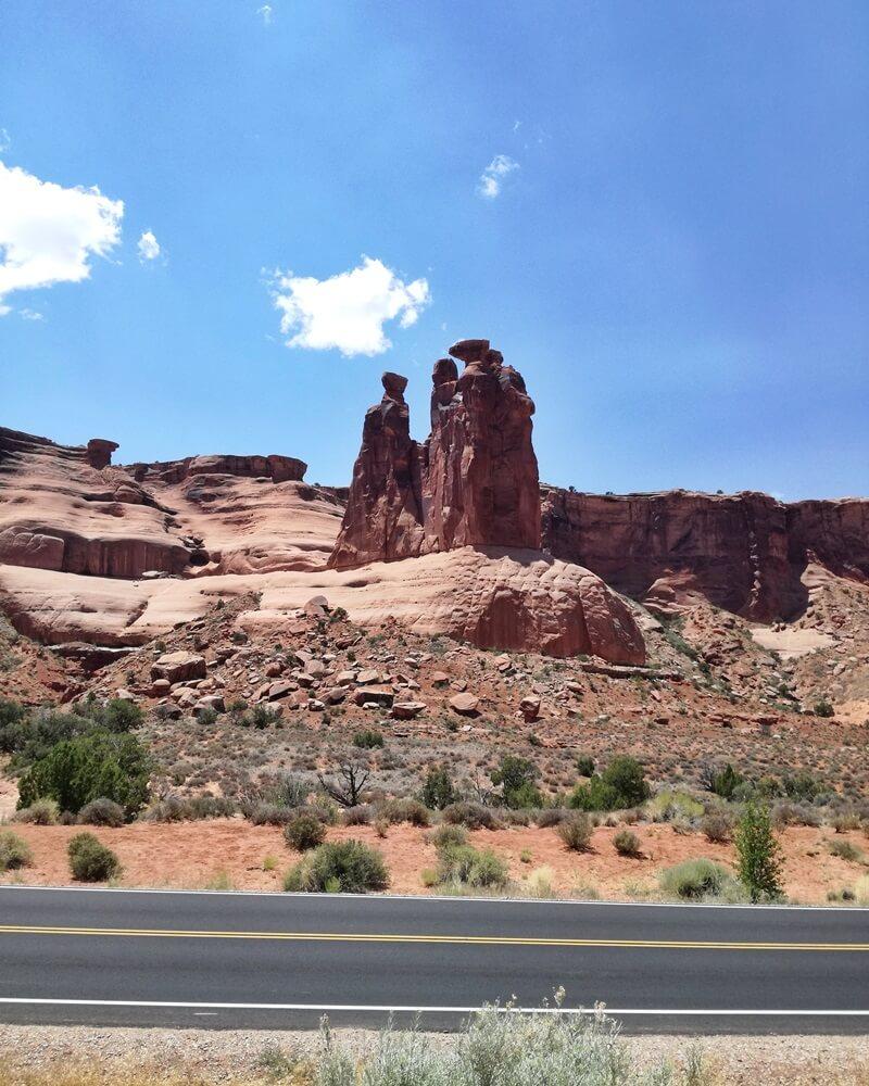 Von Denver nach Moab Land der Abenteurer USA Genuss-mit-fernweh.de Arches Moab