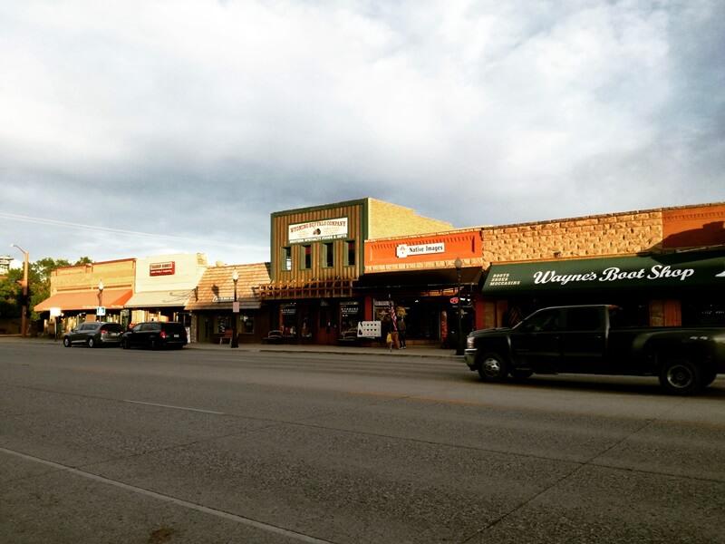 Von Denver nach Moab Land der Abenteurer USA Genuss-mit-fernweh.de Cody Westernstadt