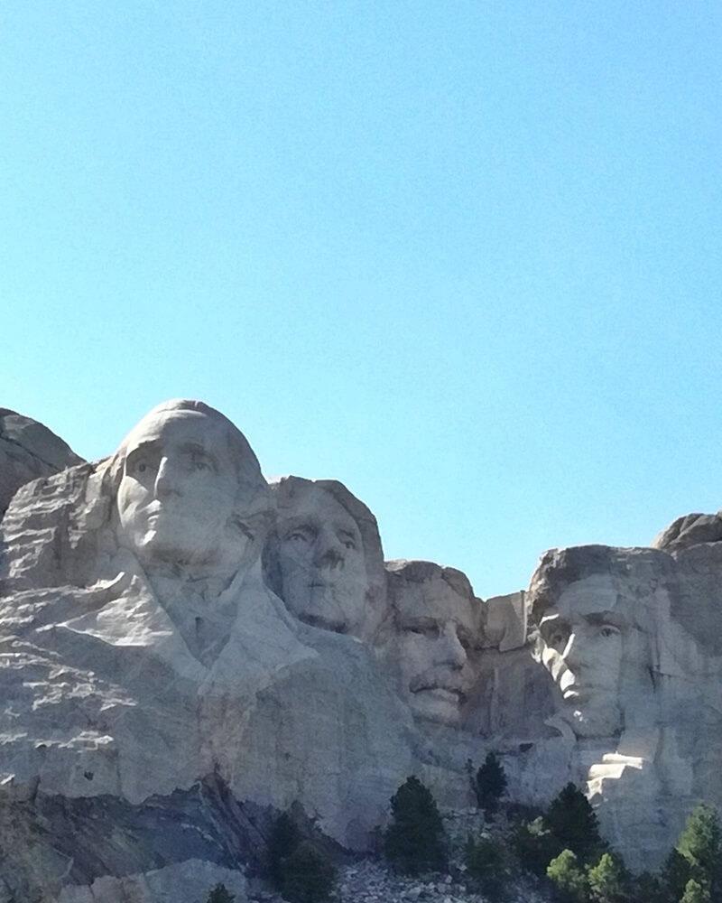 Von Denver nach Moab Land der Abenteurer USA Genuss-mit-fernweh.de Mount Rushmore