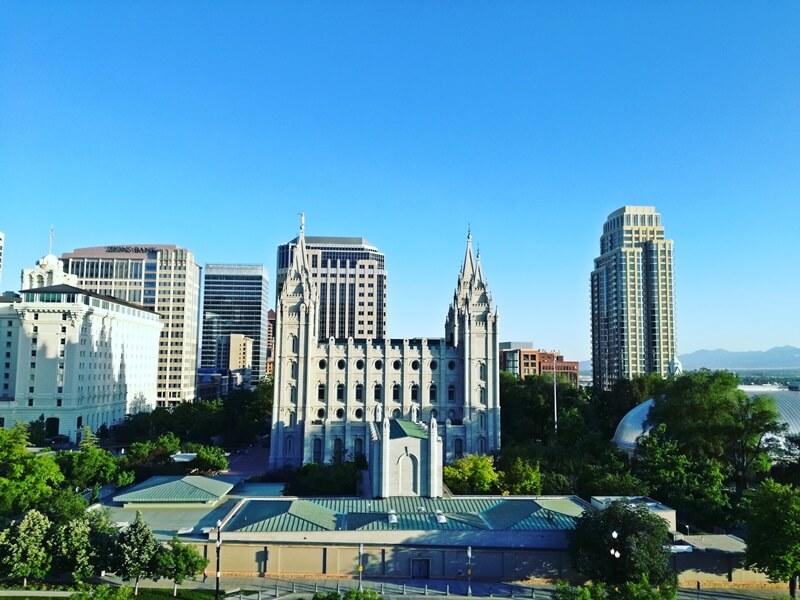Von Denver nach Moab Land der Abenteurer USA Genuss-mit-fernweh.de Salt Lake City