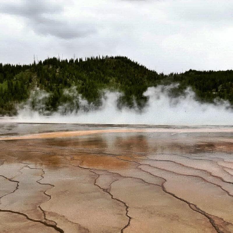 Von Denver nach Moab Land der Abenteurer USA Genuss-mit-fernweh.de Yellowstone Nationalpark